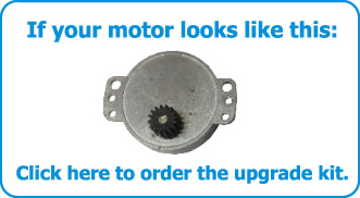 Replacement Parts Desert Spring Replacement Motor