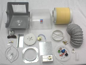 Desert Spring Furnace Humidifier Parts